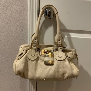 Chloe Shoulder bag handbag satchel purse